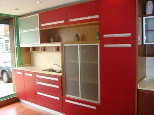 Muebles de cocinas bajo mesadas alacenas placares1 marca kitchen pinterest - Marcas muebles de cocina ...