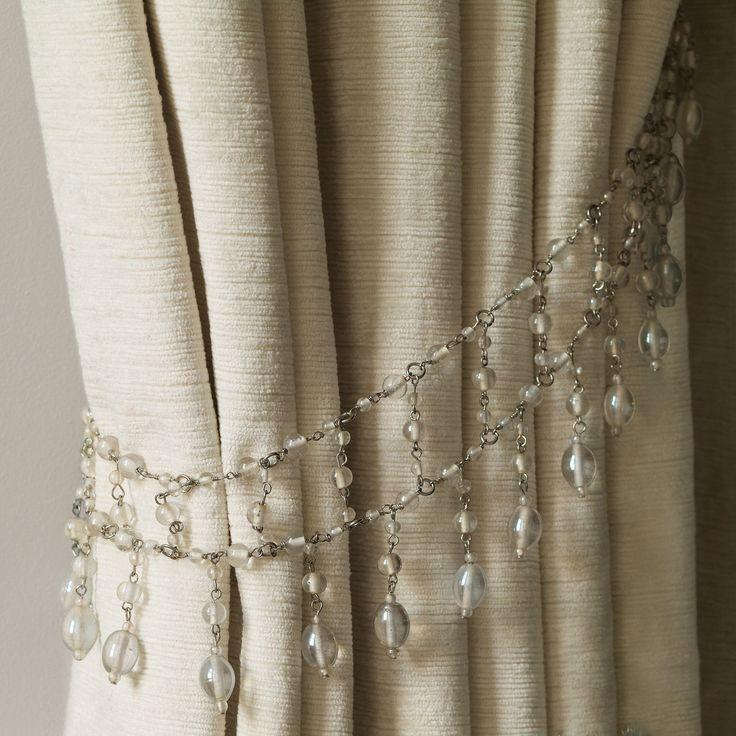 Embrasse rideau 80 modles originaux pour une dcoration de