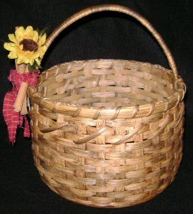 """Olde Crow Basket Pattern $1.50 - By Debby Krzyston $4.50 - Woven with an 8""""…"""