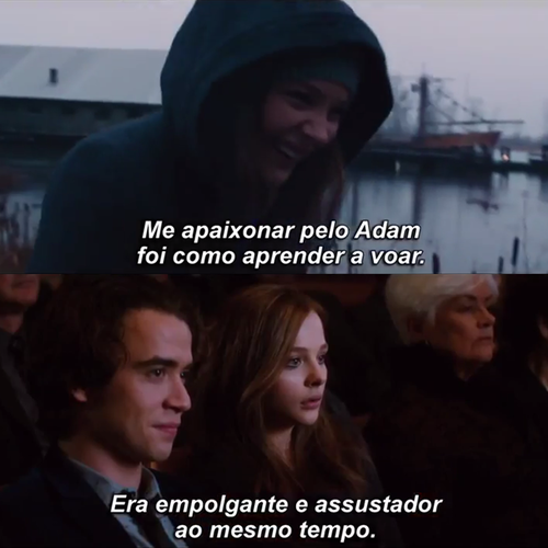 Se Eu Ficar Love Movies Movie Quotes E Frases