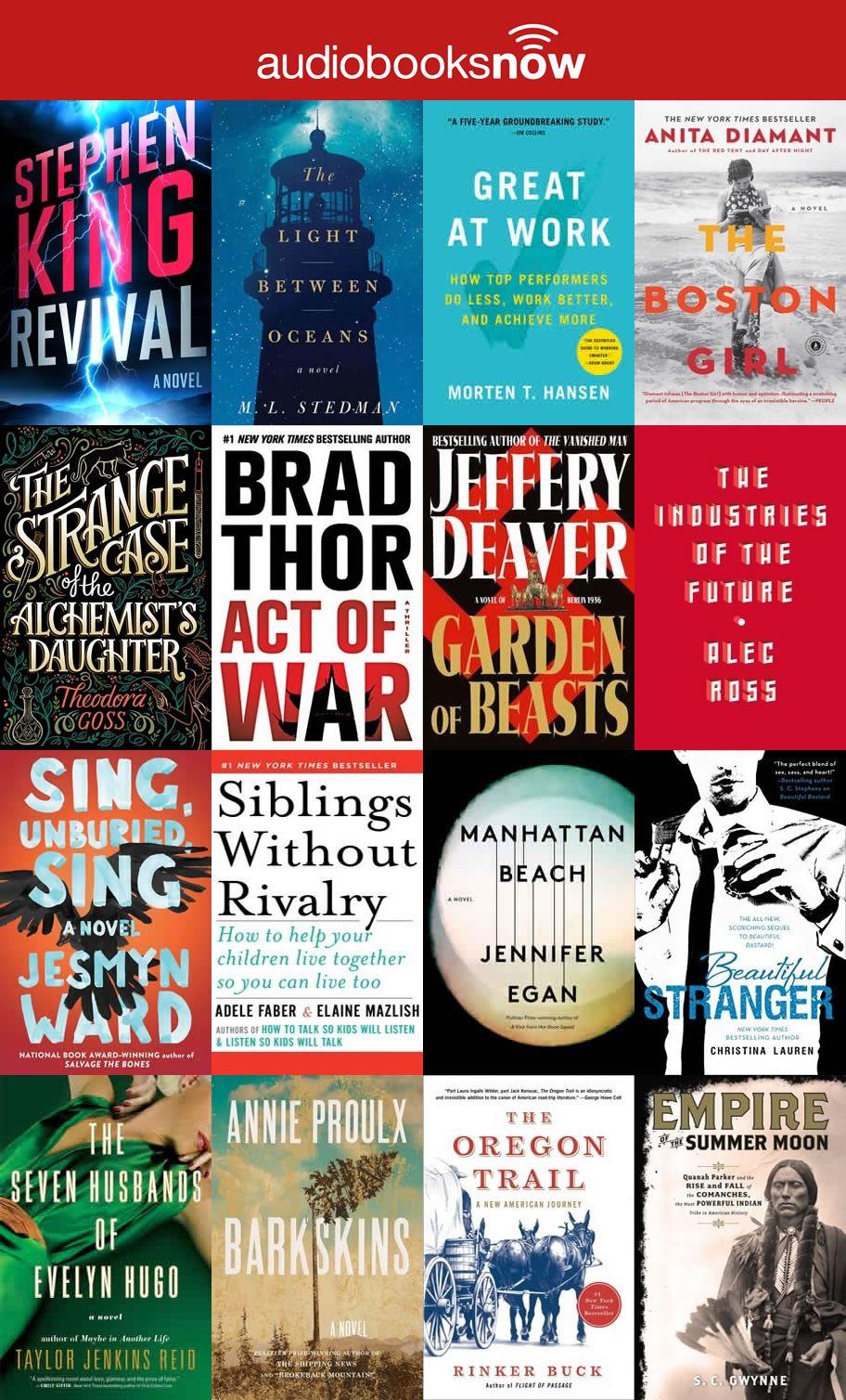 5 audiobooks mega sale audio books audiobooks books