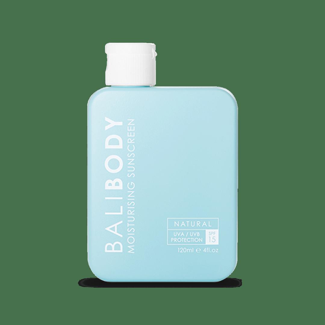 Moisturising Sunscreen SPF15 Sunscreen, Beauty packaging