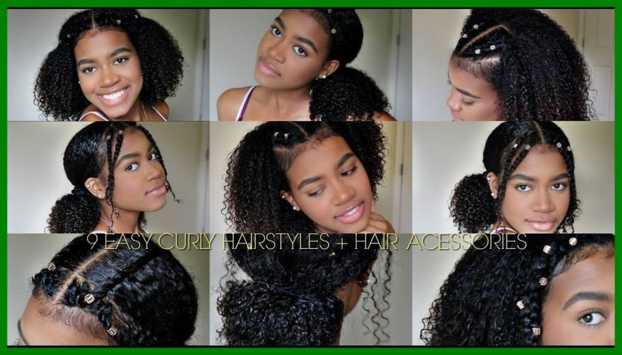 Hairstyles For Curly Hair Back To School Curly Hair Styles