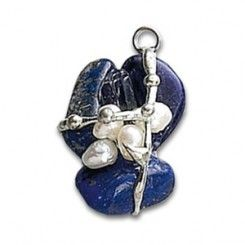 Archangel Michael power, perfection, motivation, courage, direction 1st ray-White and Blue Flame Lapis is - stone that protects from both physical and psychic attacks. It enhances awareness, promoting will power and encourages kindness and helpfulness. It helps the individual to rule over personal spiritual kingdom. Sodalite brings inner peace and stimulates endurance. Pearl brings purity and promotes faith, charity, and integrity, truth and loyalty.