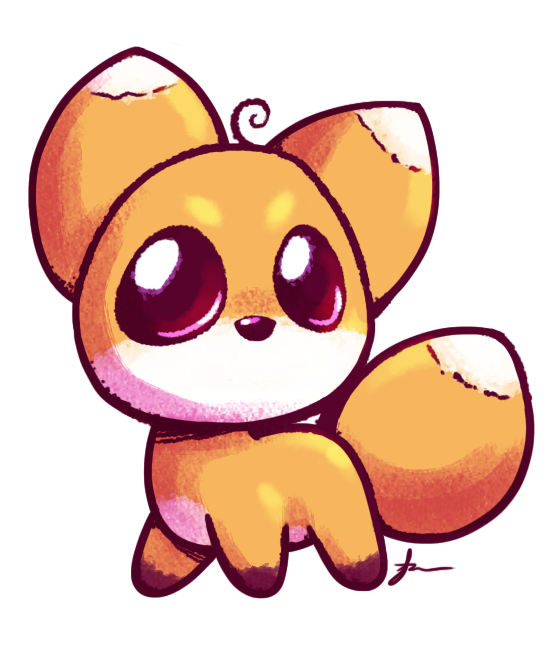 Cute Little Fox Drawings Cute Fox by Furboz560 x 645