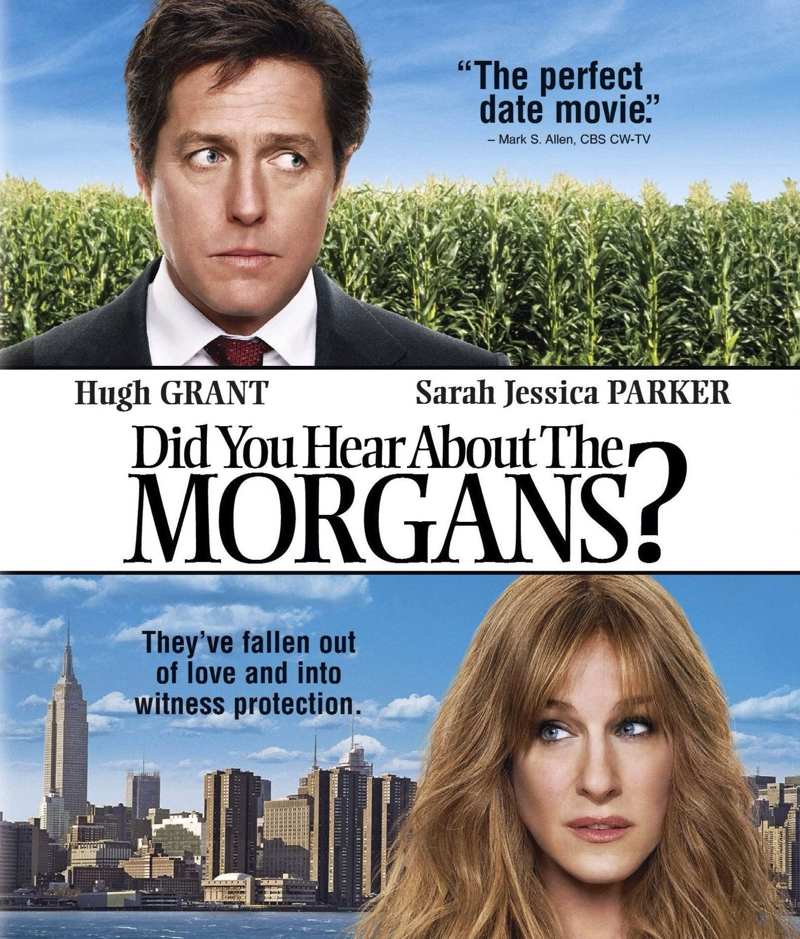 Did You Hear About The Morgans Hugh Grant Morgan Movie Sarah Jessica Parker