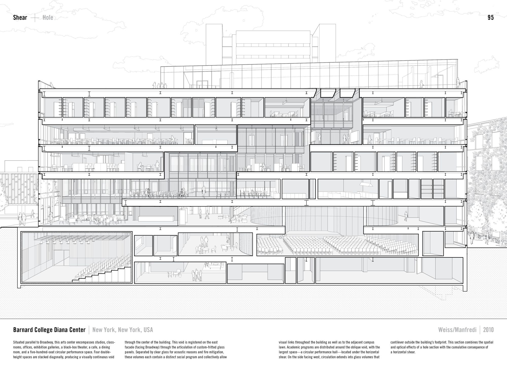 """Image 10 of 15 from gallery of Studying the """"Manual of Section"""":  Architecture's…"""