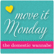 The Domestic Wannabe: one year later  Such an inspiration! Need to get back on the ball....