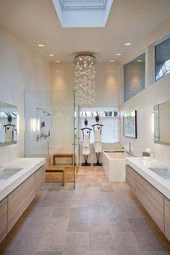 Charmant Limestone Floor Tile   Contemporary Bathroom   Contemporary   Bathroom    Minneapolis   Fantasia Showrooms