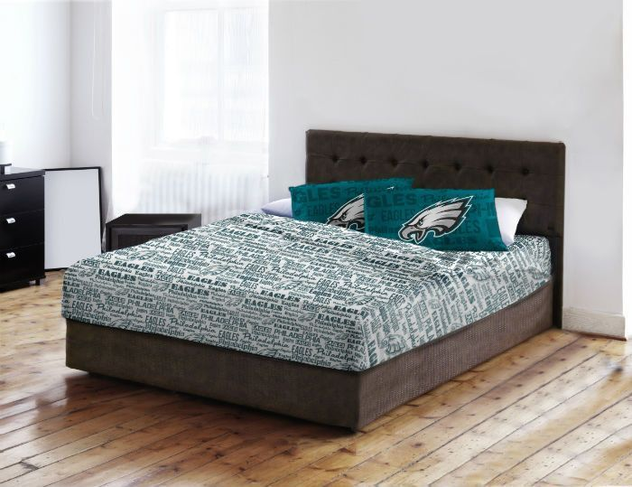 Use This Exclusive Coupon Code: PINFIVE To Receive An Additional 5% Off The Philadelphia  Eagles Anthem Full Sheet Set At Sportsfansplus.com   Pinterest ...