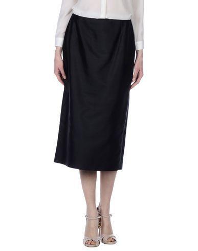 ANTILEA Women's 3/4 length skirt Black 10 US