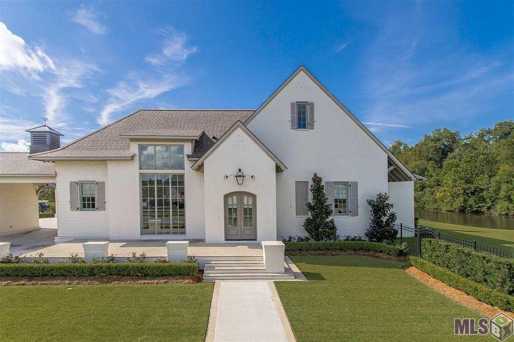 2707 University Club Dr Baton Rouge La 70810 Architecture Plan Building A House House Styles