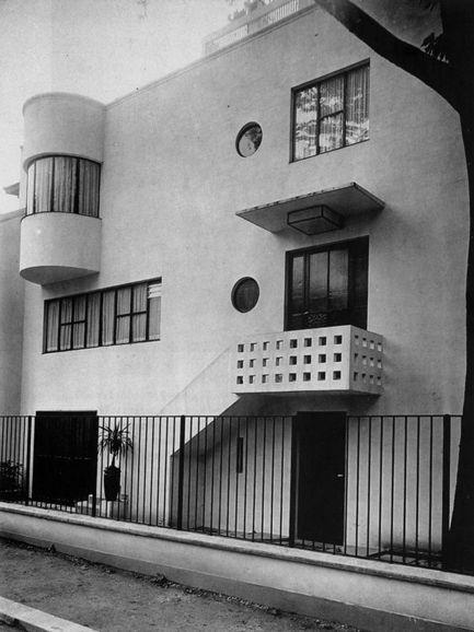 André Lurçat 1894-1970 - Maison Bomsel, 1925, Autocritique d'un moderne | Archizoom