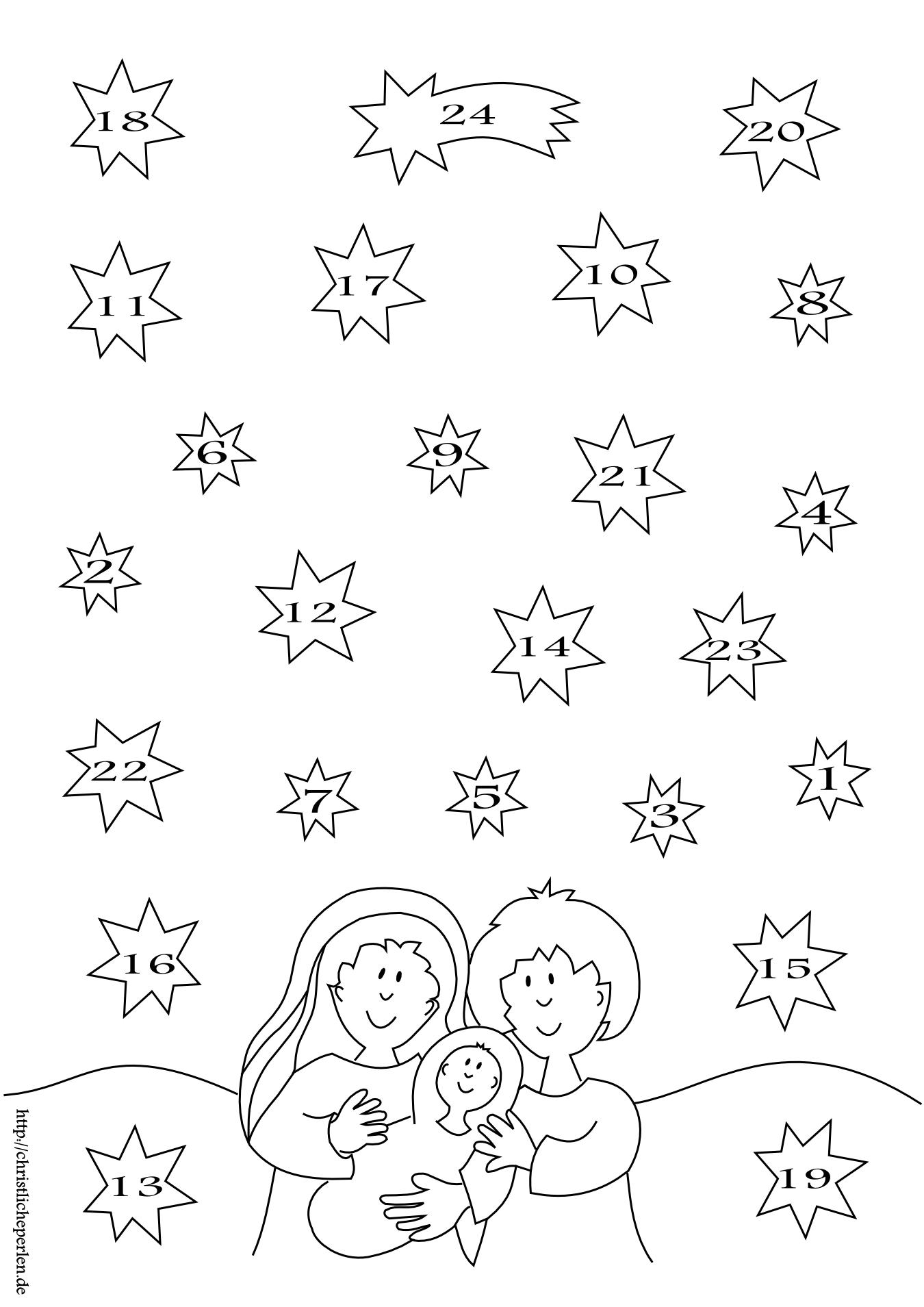 Weihnachten Christliche Perlen Christliche Perlen Weihnachten Christmas Calendar Christmas Crafts For Kids Christmas Advent