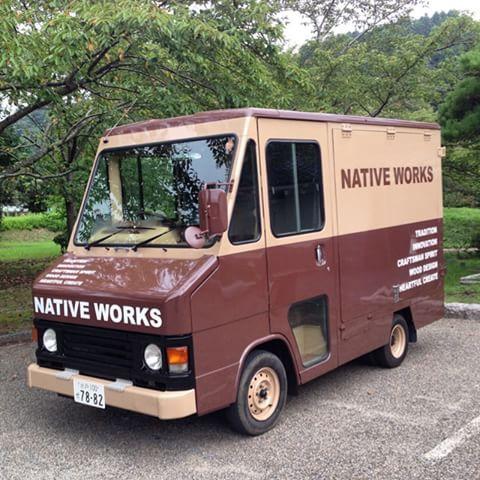 NATIVE WORKS号 製作記録 #クイックデリバリー #仕事車 #キャンピングカー #カスタムカー #カスタム #ウッド #ハンドメイド #custom #wood