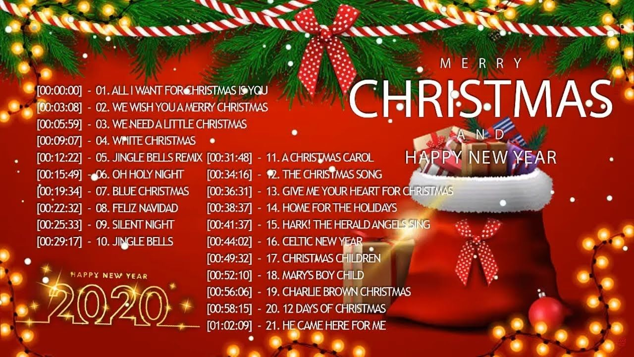 Merry Christmas 2020 Top Christmas Songs Playlist 2020 Best Christ Christmas Songs Playlist Merry Christmas Everybody Best Christmas Songs