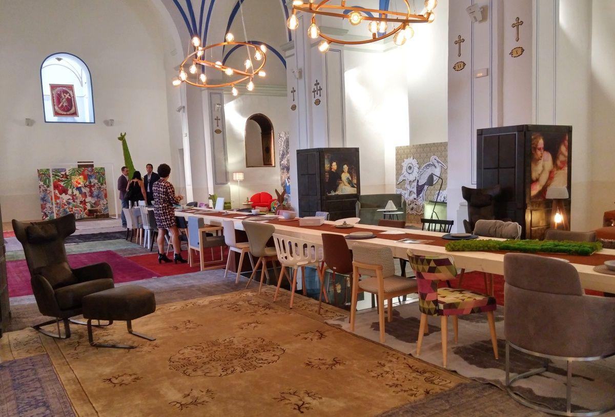 Fotos Del Stand Dise Ado Y Construido Para Ferreter A Verd Para  # Muebles Malaga Nostrum