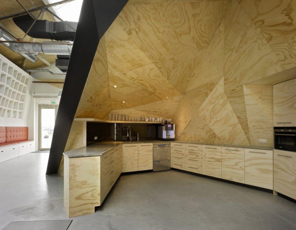cuisine-bois-redbull | Maison | Pinterest | Chantier, Ma maison et ...