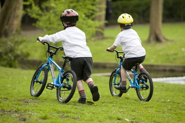 How To Teach Your Child To Ride A Bike In 45 Minutes Cycling