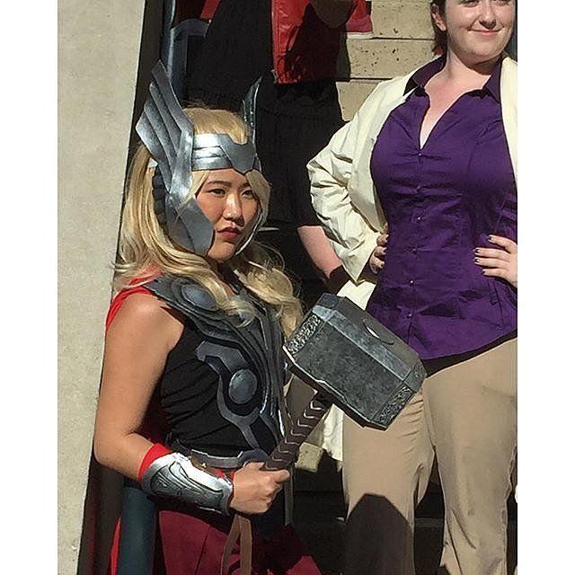 The Most Badass Lady Thor Costume Ideas   Thor halloween costume ...
