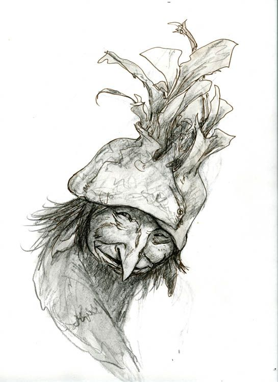 "AFA NYC | ""Trolls"" Exhibition Art | Brian Froud"