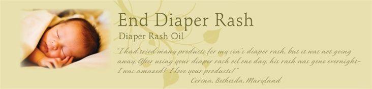 Diaper Cream for Diapers Rash - Natural Diaper Rash Treat for Baby