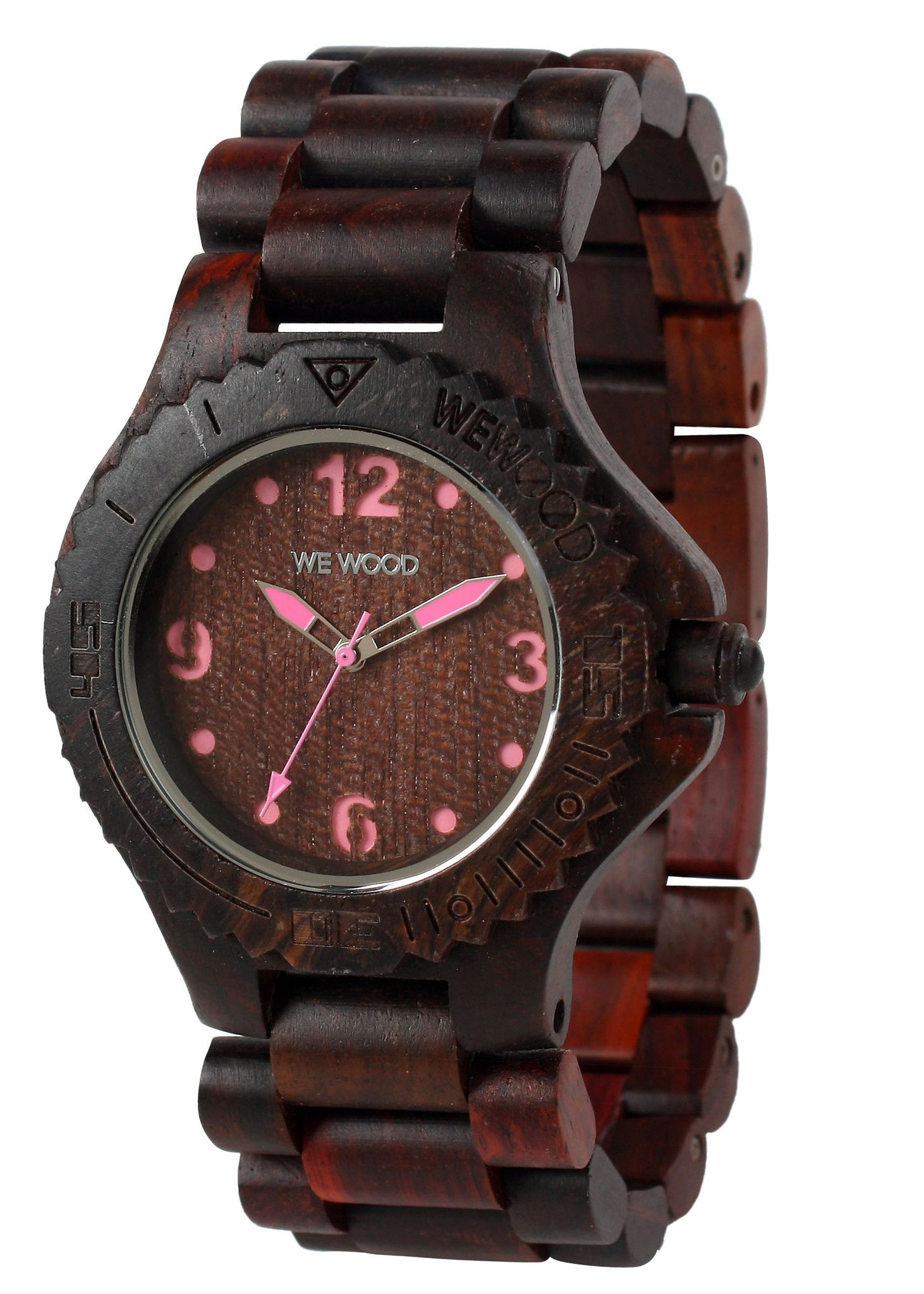 Wewood Wooden Watches Check Them Out Feelthewood Pink