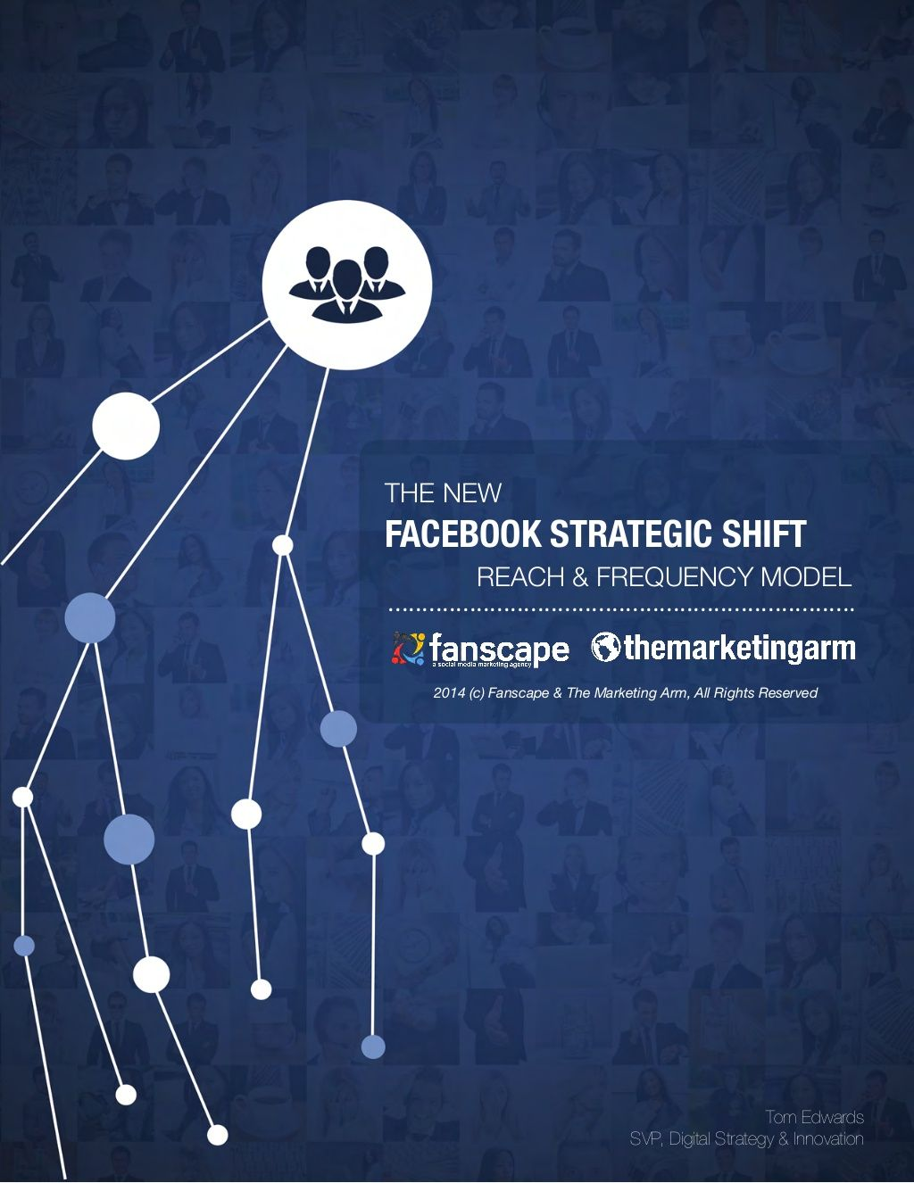 Facebook Strategy Shift to Reach & Frequency by Tom Edwards via slideshare