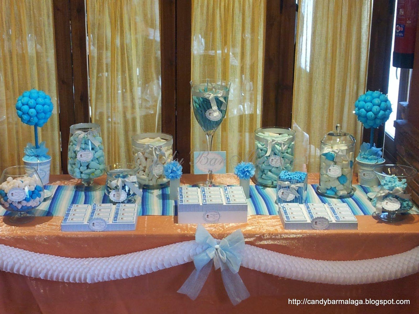 Resultado de imagen de mesas dulces comunion para niño | COMUNION ...