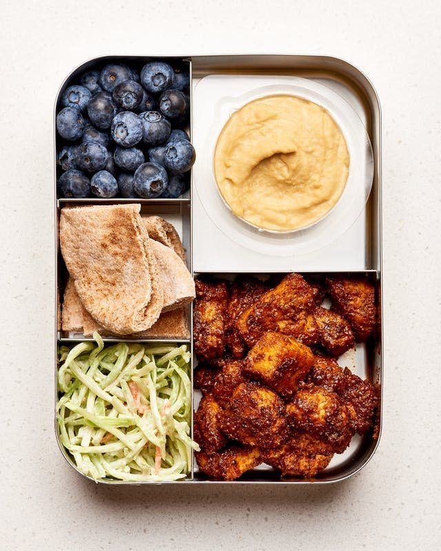 10 Easy Lunch Box Ideas for Vegetarians – Carey&CleanEatingS