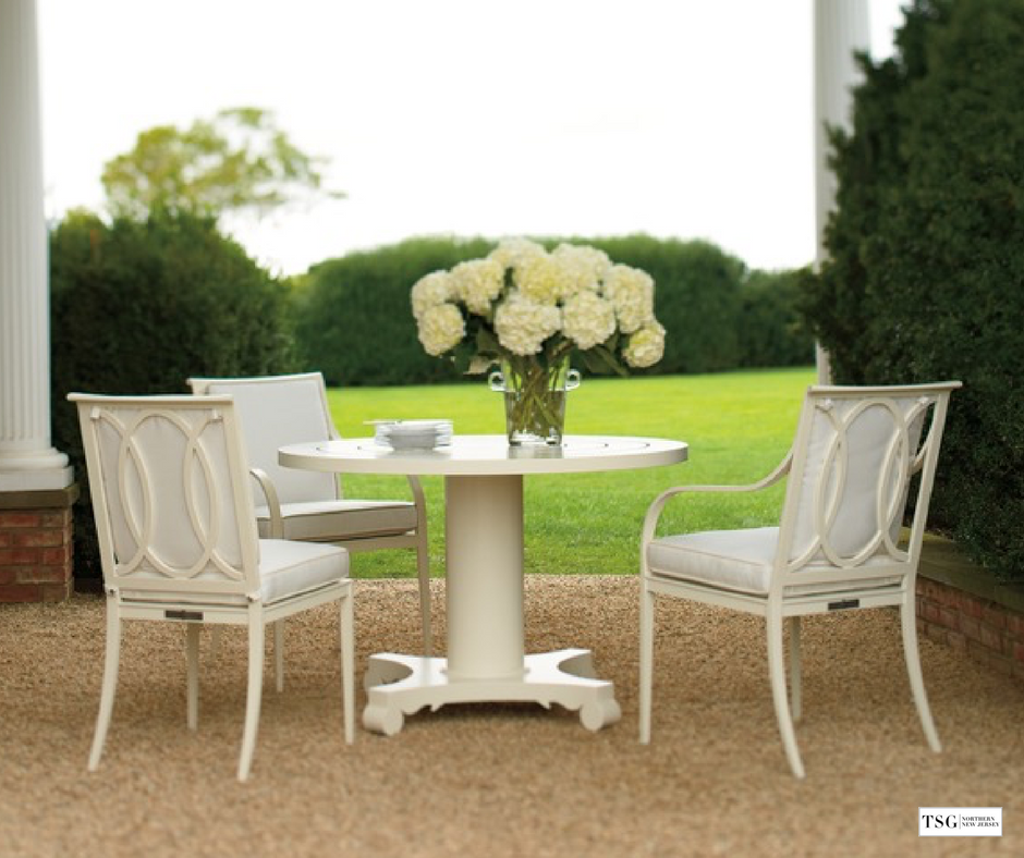 Attractive Picture Perfect U2013 A Gorgeous View And The Timeless Design Of McKinnon And  Harris Outdoor Furniture, Available Through Pavillion Outdoor Furnishings.