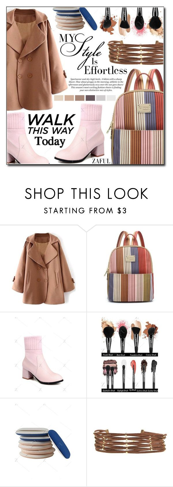 """""""Walk this way"""" by fashion-pol ❤ liked on Polyvore featuring H&M"""