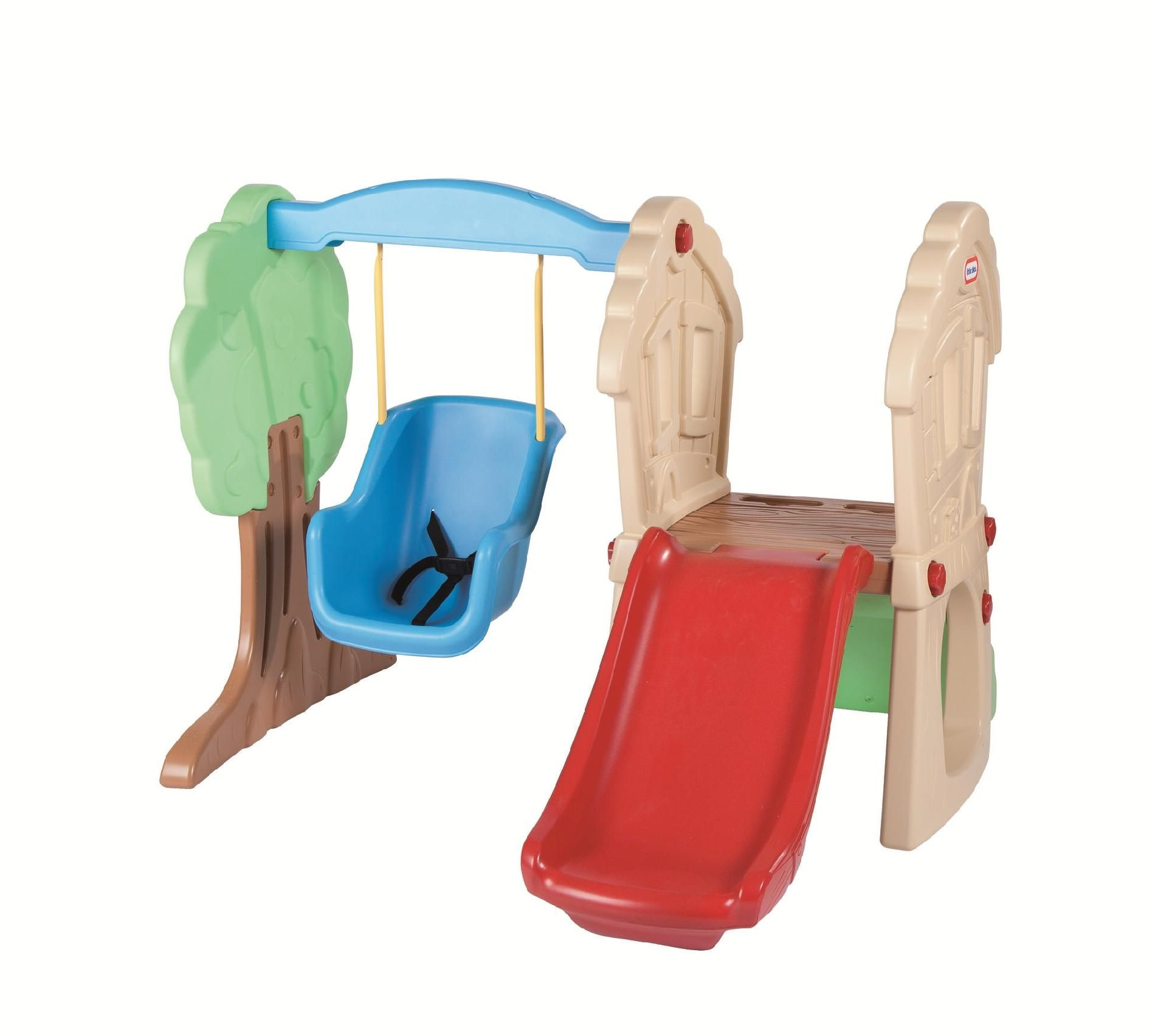 Little Tikes Climber And Swing Playground Fun Inside Or Out