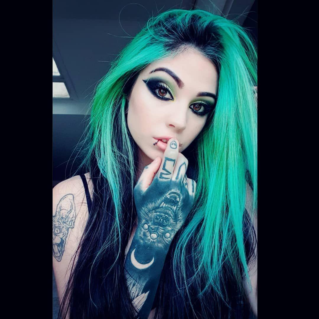 Veri gislena swiss miss goth beauties pinterest gothic emo