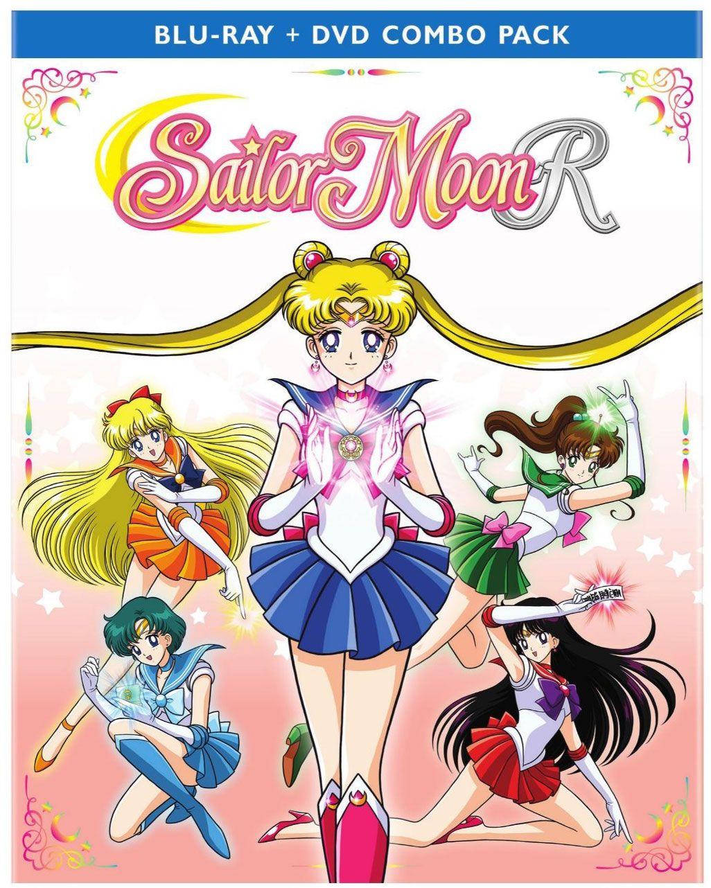 Sailor Moon R Season 2 Part 2 Bluray Review Sailor