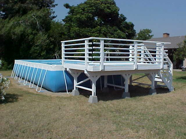 above ground pool deck kits 12 above ground pool deck solid 2x6 deck boards - Above Ground Pool Deck Kits