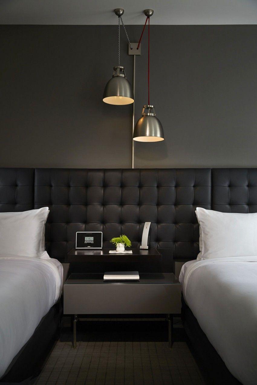 Hotel Zetta San Francisco Mesita De Noche Hermosa Y Compartir # Muebles Nazaret