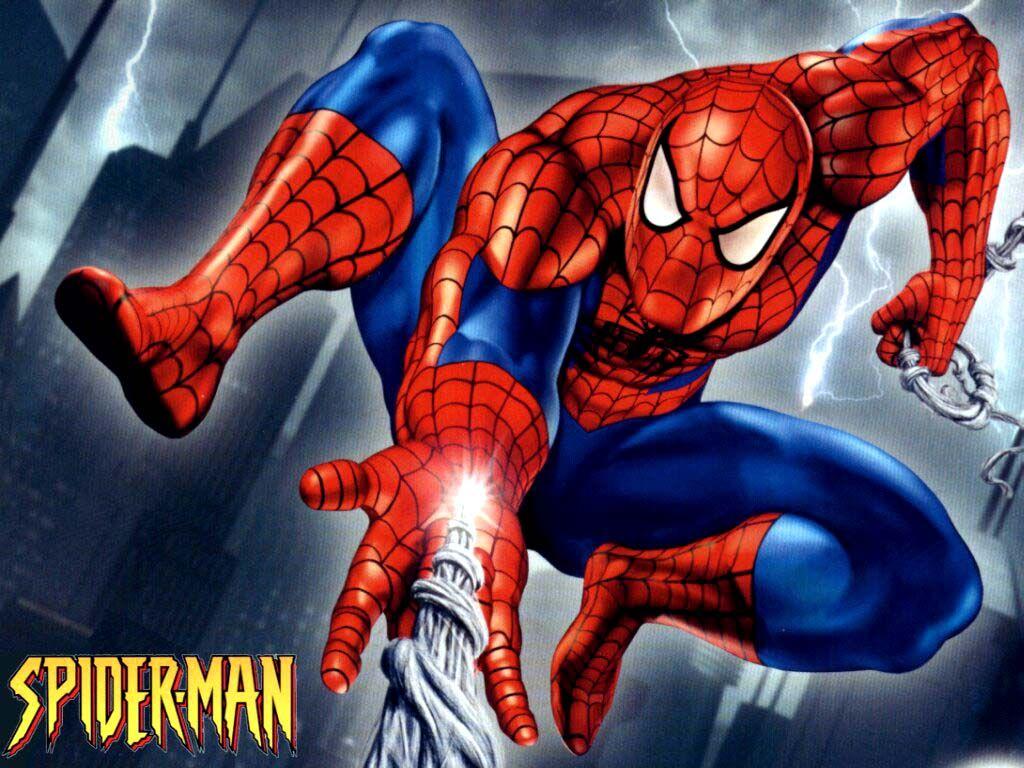 Spiderman immagini da scaricare