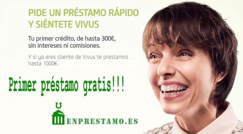 Vivus Préstamos Créditos Rápidos 1000 Sin Nómina Sin Aval Primer Préstamo Gratis Sin Nómina El Credo Prestamos Rapiditas
