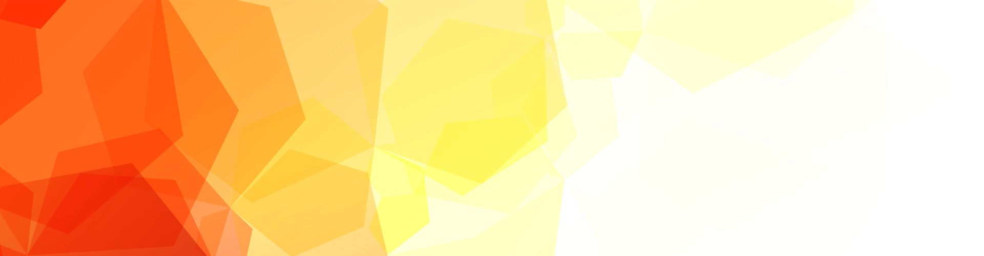 Yellow Geometric Abstract Pattern Background Banner Atmosphere