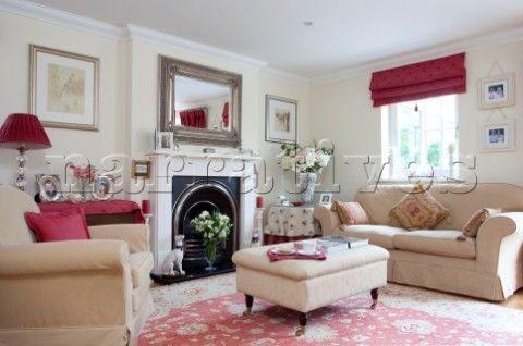 Living Room Red Living Room Room