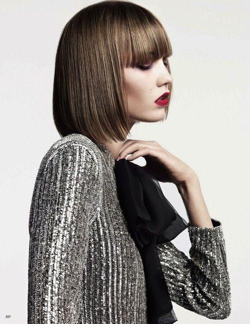 #Inspiration #Silver #Diamonds #Fashion #KarlieKloss #Mode #Model #Glitter #Sparkle #Argent