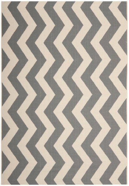 Safavieh CY6245-246 Courtyard Collection Indoor/Outdoor Square Area Rug, 6-Feet 7-Inch, Grey and Beige:Amazon:Home & Kitchen