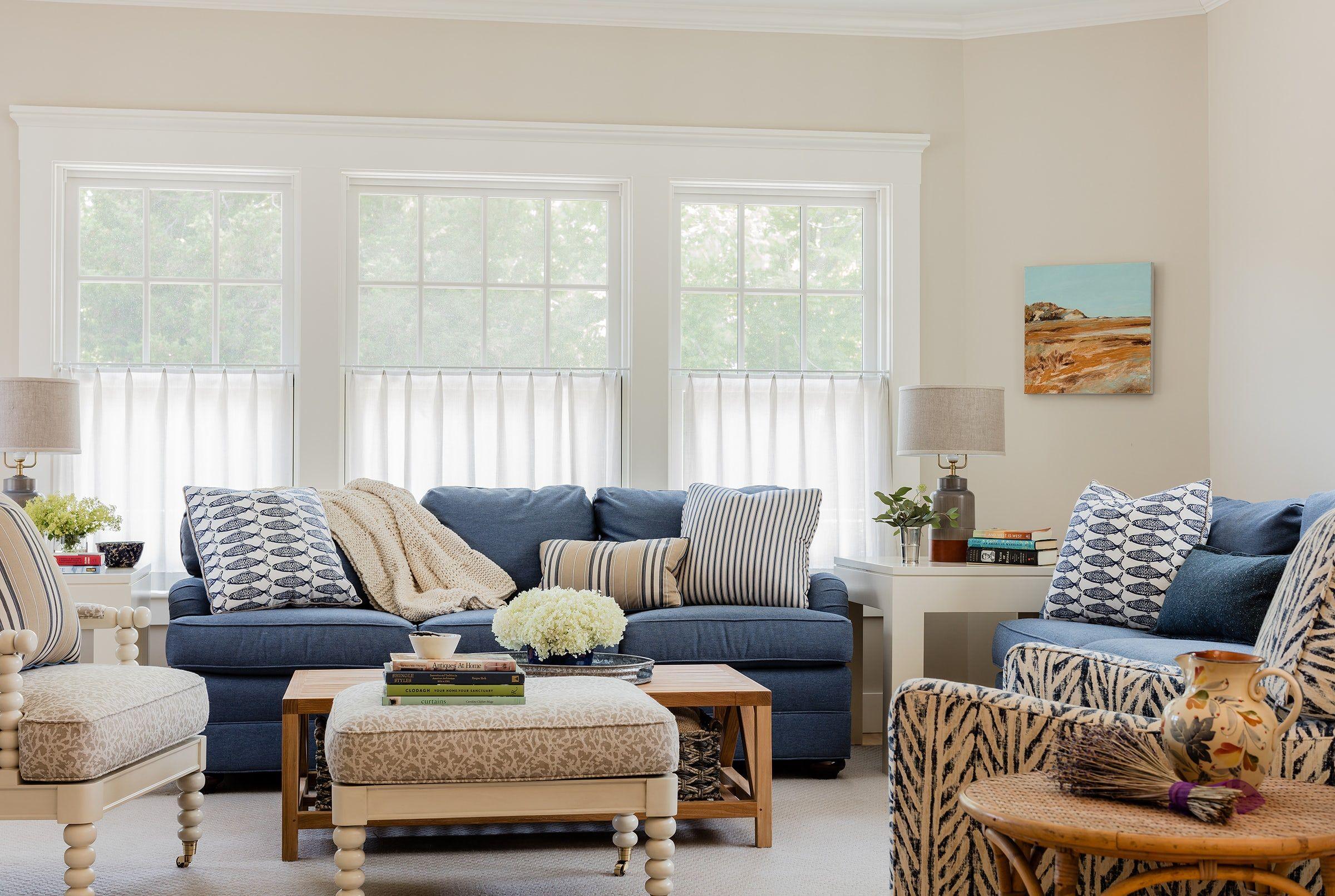 Cape House Family Room Furniture Design Blog Family Room Home