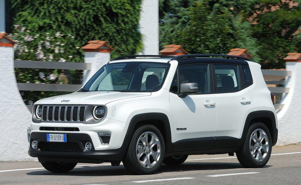 Jeep Renegade E Comoda Fruscii A Parte
