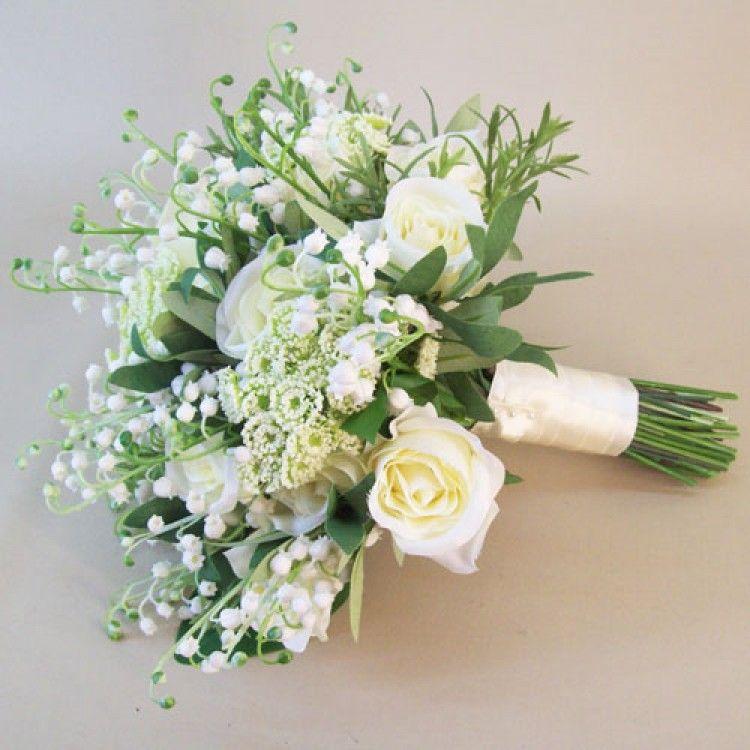 Katherine Artificial Flowers Wedding Bouquet - KAT001 | Wedding ...