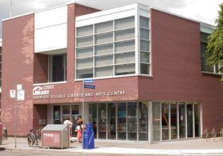 Oakwood Village Branch Library and Arts Centre - Toronto