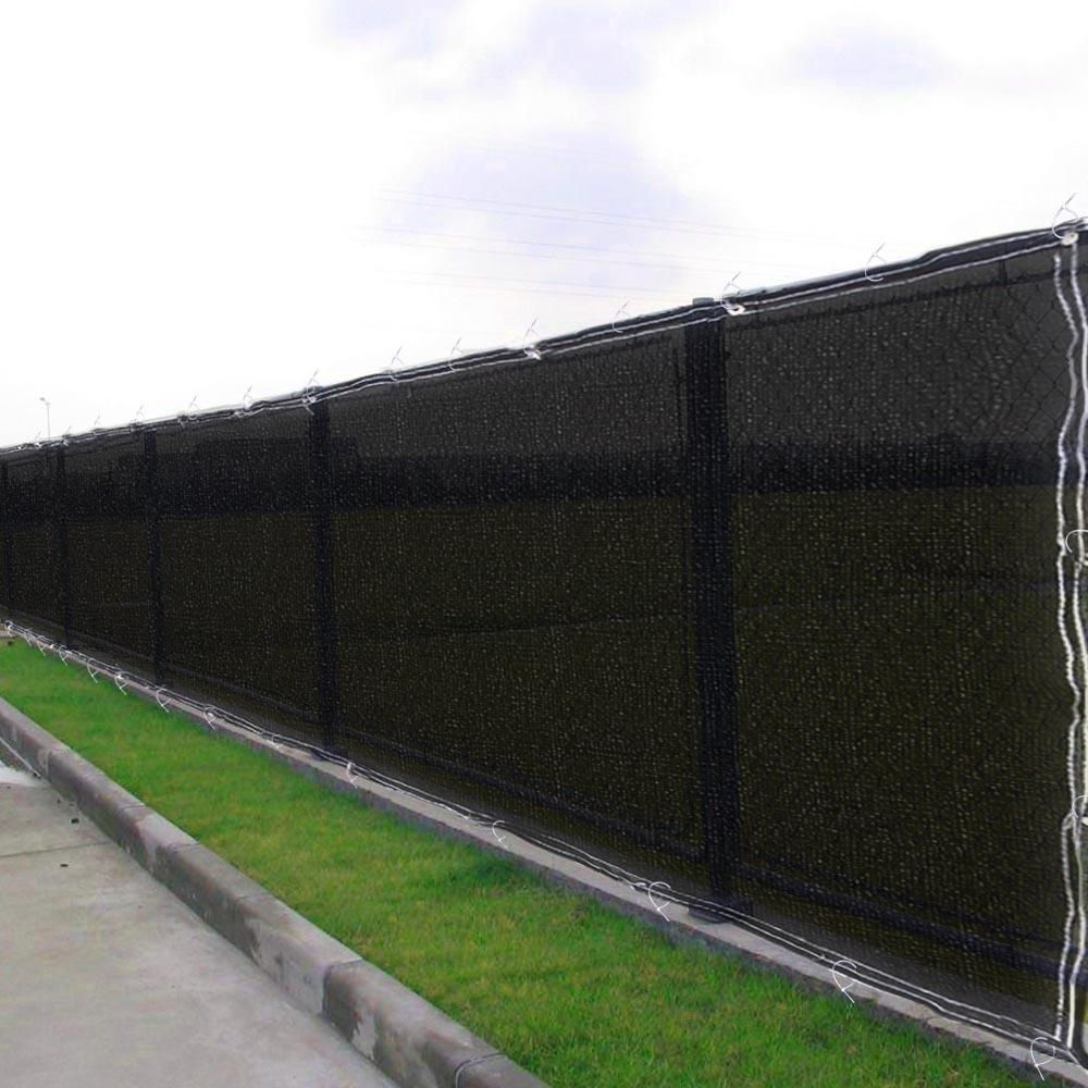 Thediyoutlet 6 X25 90 Mesh Privacy Fencing Net Color Option In 2020 Fence Design Modern Fence Backyard Fences