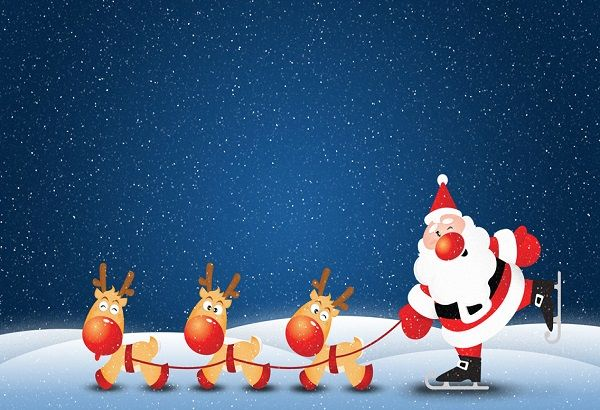 Christmas Wallpapers Gets You Into The Holiday Mood Christmas Celebration All About Christmas Christmas Cartoons Christmas Desktop Wallpaper Animated Christmas