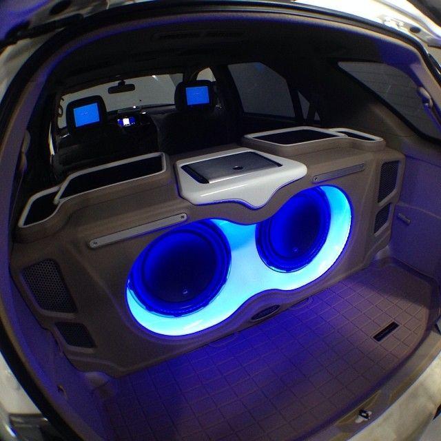Audio Car Systems Shop C A Custom Jl Audio Car Stereo Install Led